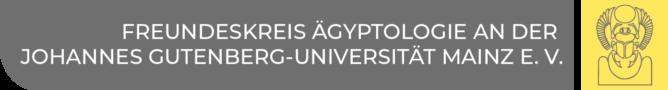FB 07 - Aegyptologie - Freundeskreis